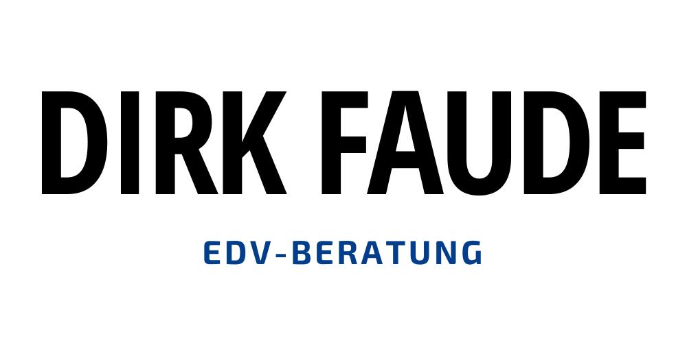 Dirk Faude EDV-Beratung
